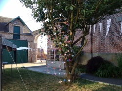 arbre origami